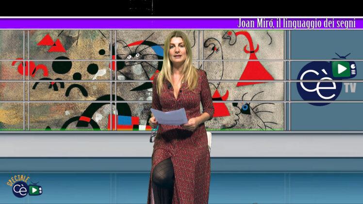 Joan Miro il linguaggio dei segni