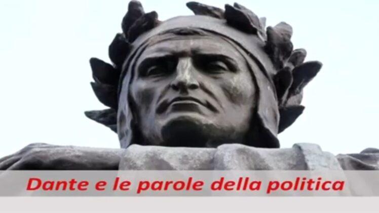Il Sabato delle Idee, Dante e le parole della politica