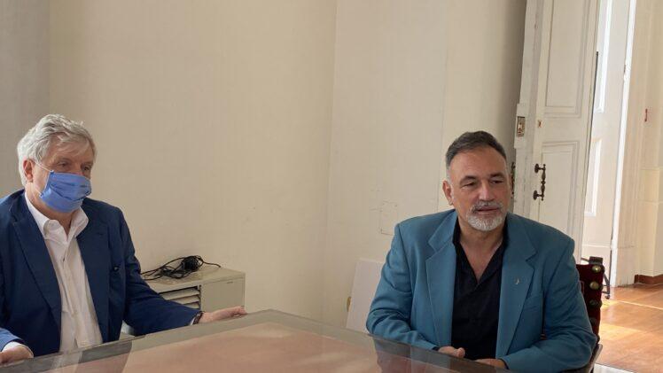 """Teatro San Carlo, Lissner: """"Pronti a riaprire con un cast d'eccezione per La Traviata di Verdi"""". Il nuovo direttore del Coro José Luis Basso: """"Napoli, il primo amore che non si scorda mai"""" GUARDA IL SERVIZIO"""
