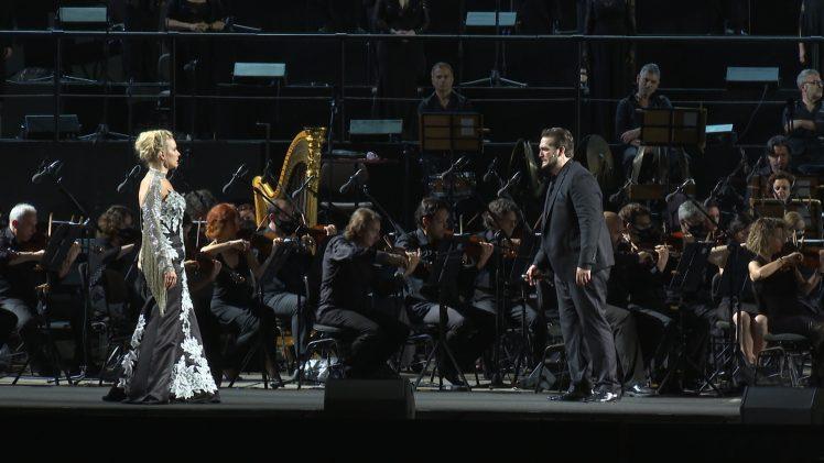 Teatro San Carlo: Sold out in Piazza del Plebiscito per l'apertura della seconda edizione di Regione Lirica